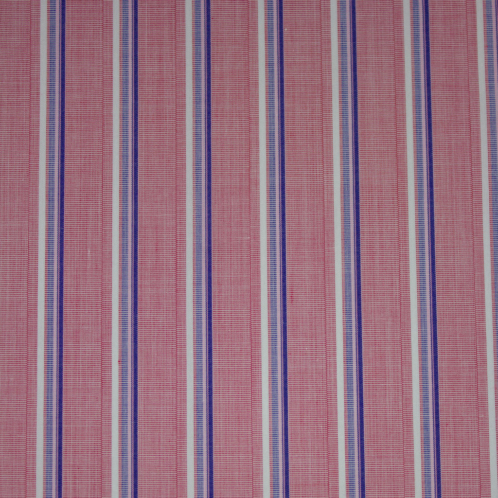 Phiaro Pink Striped Cotton