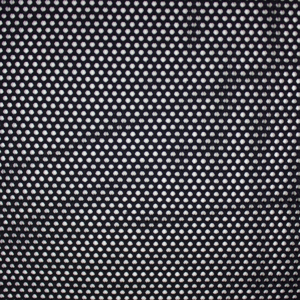 Laquita Black Netting Stretch Polyamide