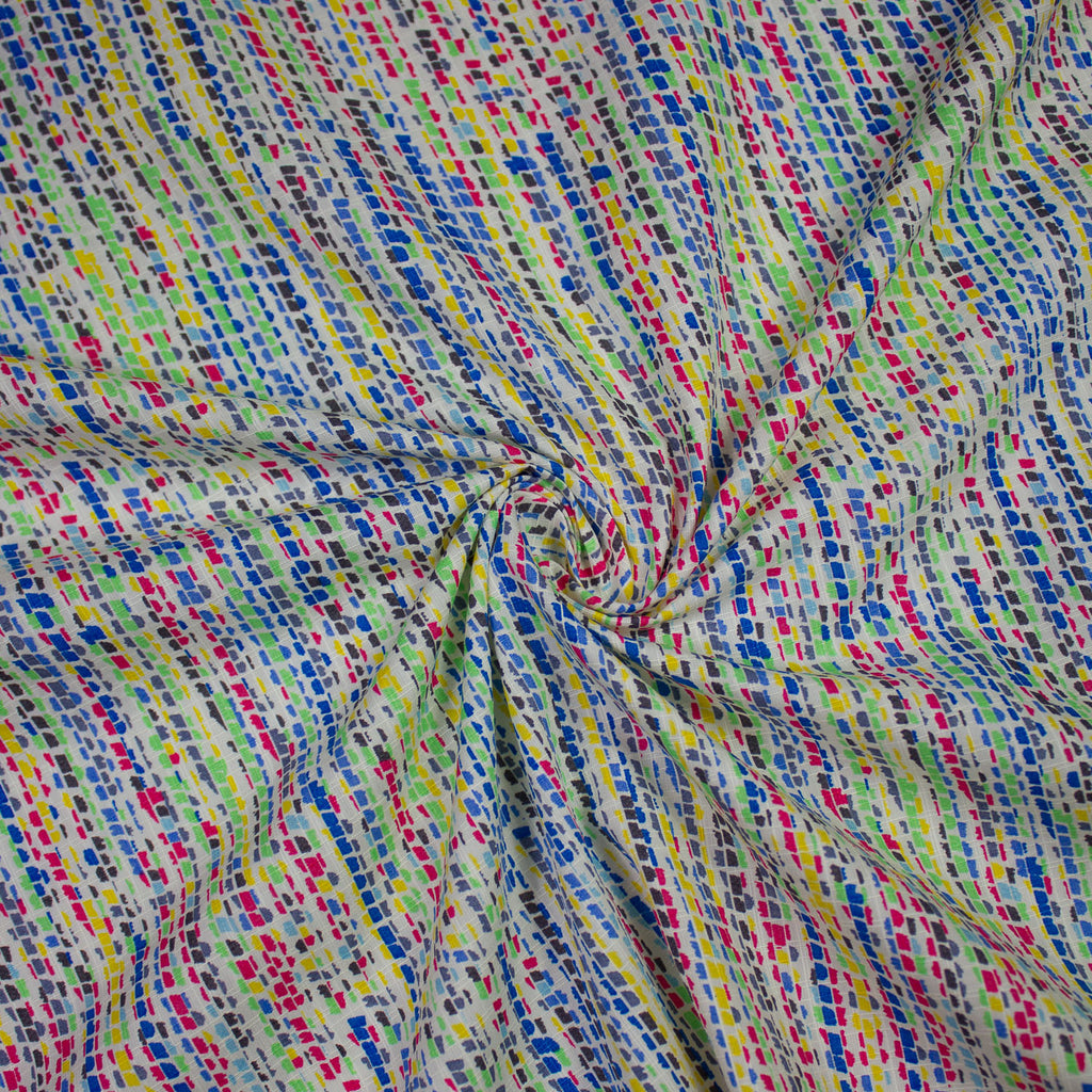 Natacha Multicolour Cotton