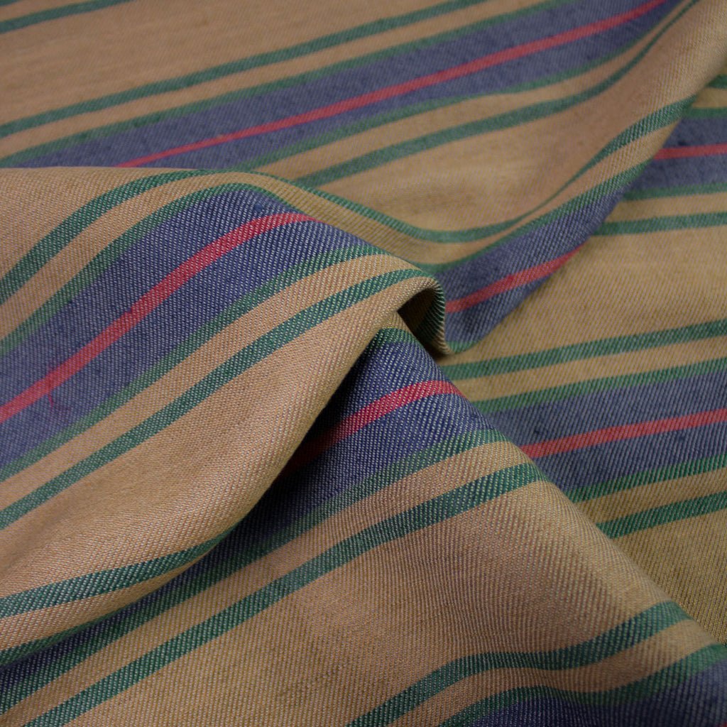 Monic Striped Linen