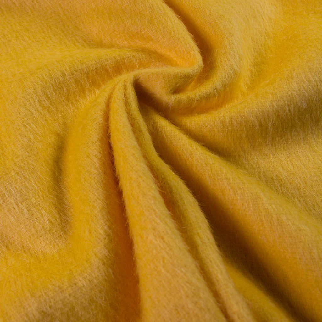 Edita Yellow Virgin Wool Blend