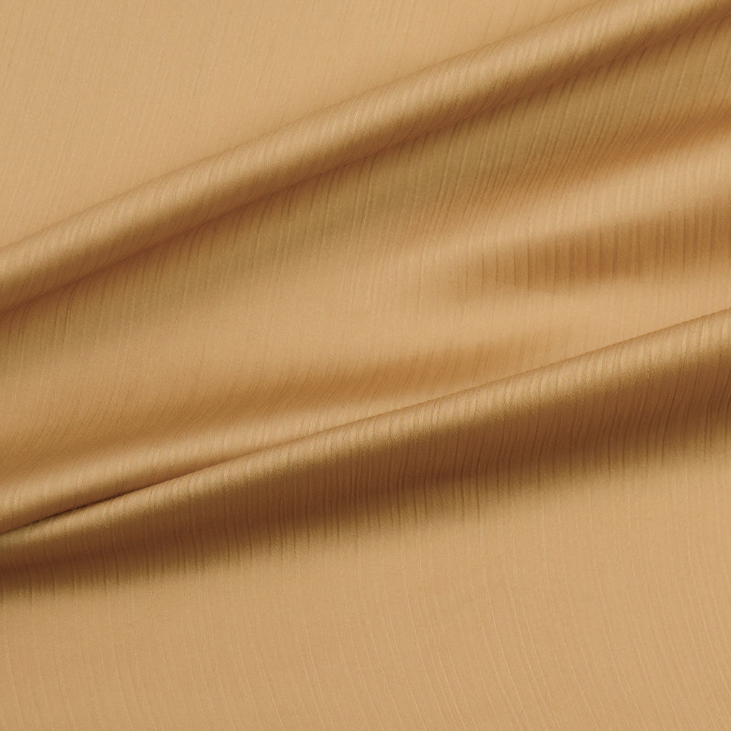Cady Gold Textured Polyester