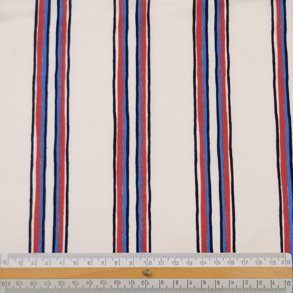 Jazzlyn Striped Polyester