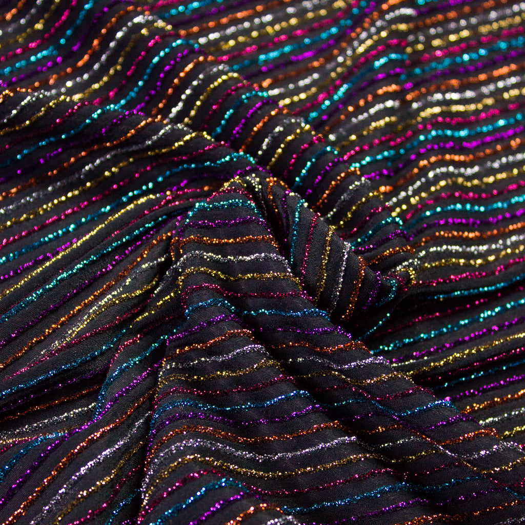 Disco Striped Nylon