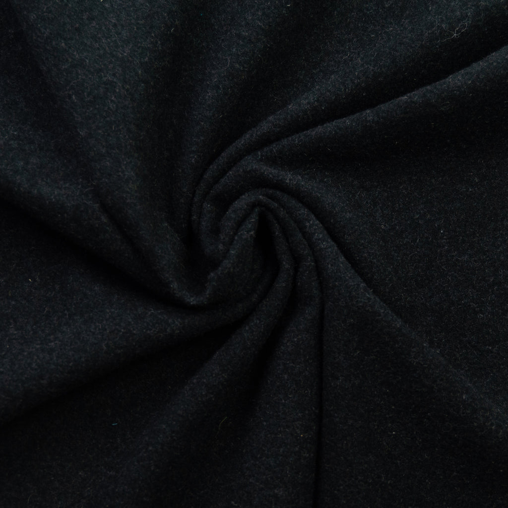 Roshan Flecked Anthracite Wool