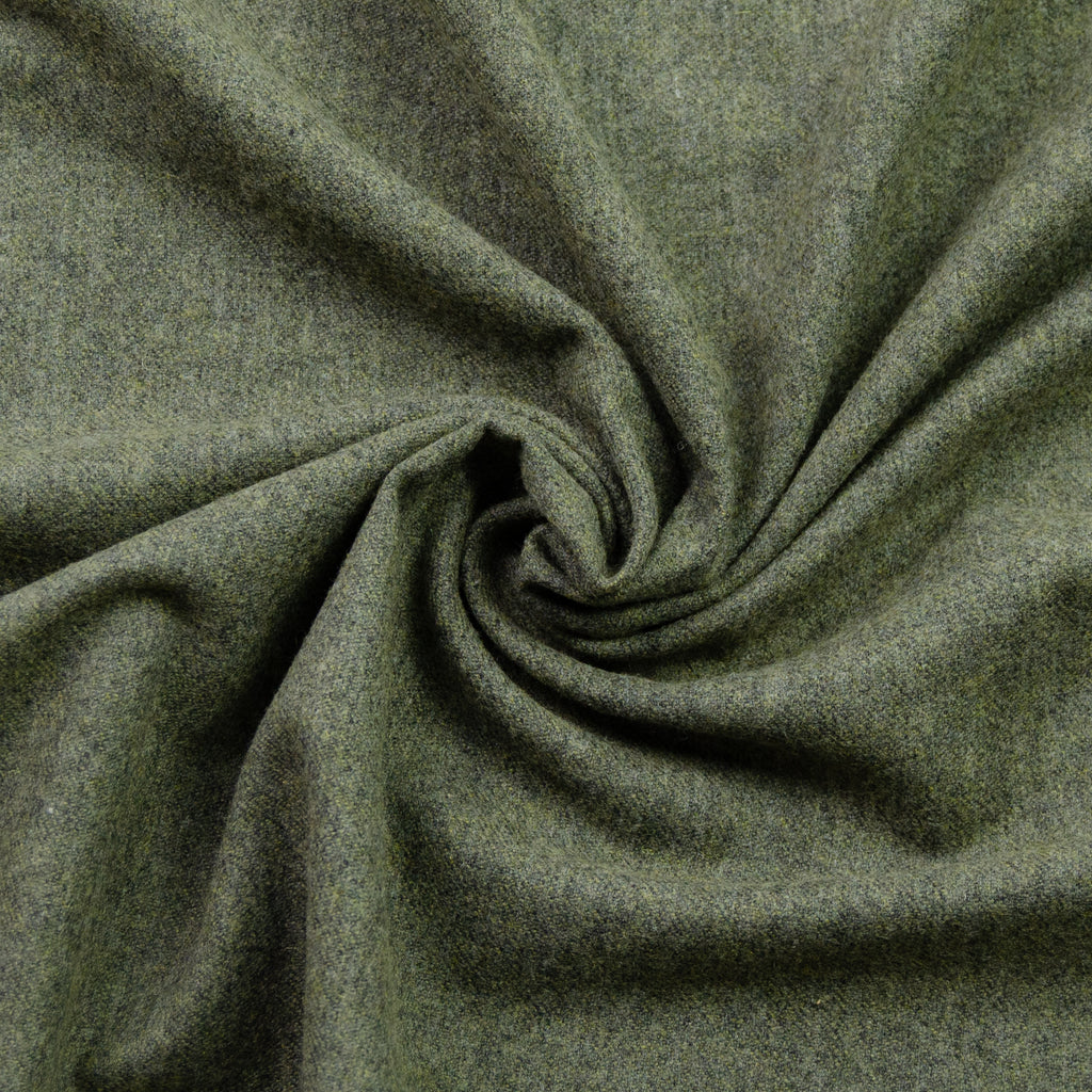 Robijn Olive Virgin Wool