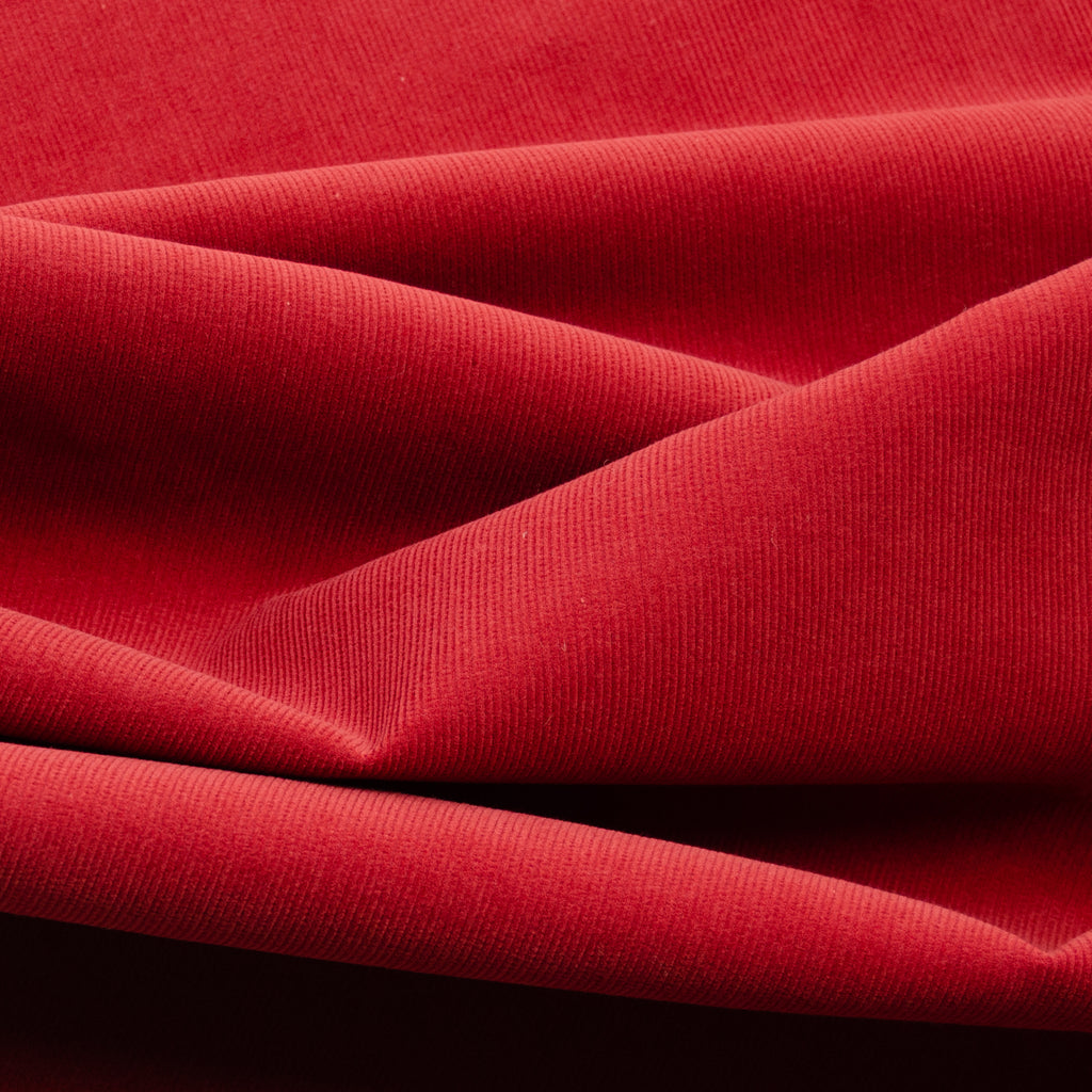 Ron Berry Red Corduroy