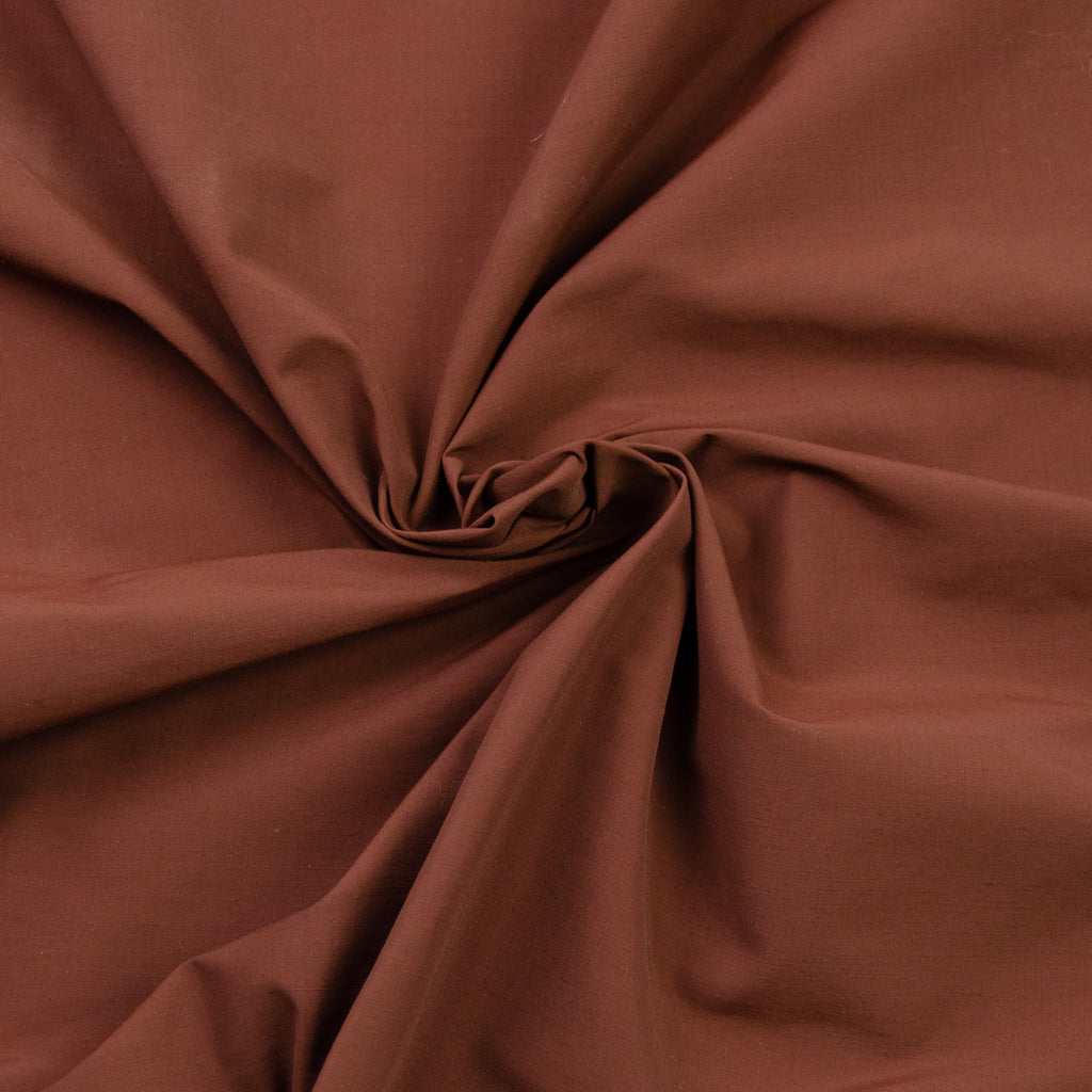 Rachael Rust Brown Polyester