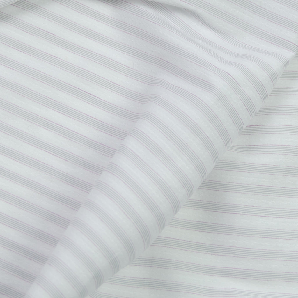 Reagan Striped Woven Cotton