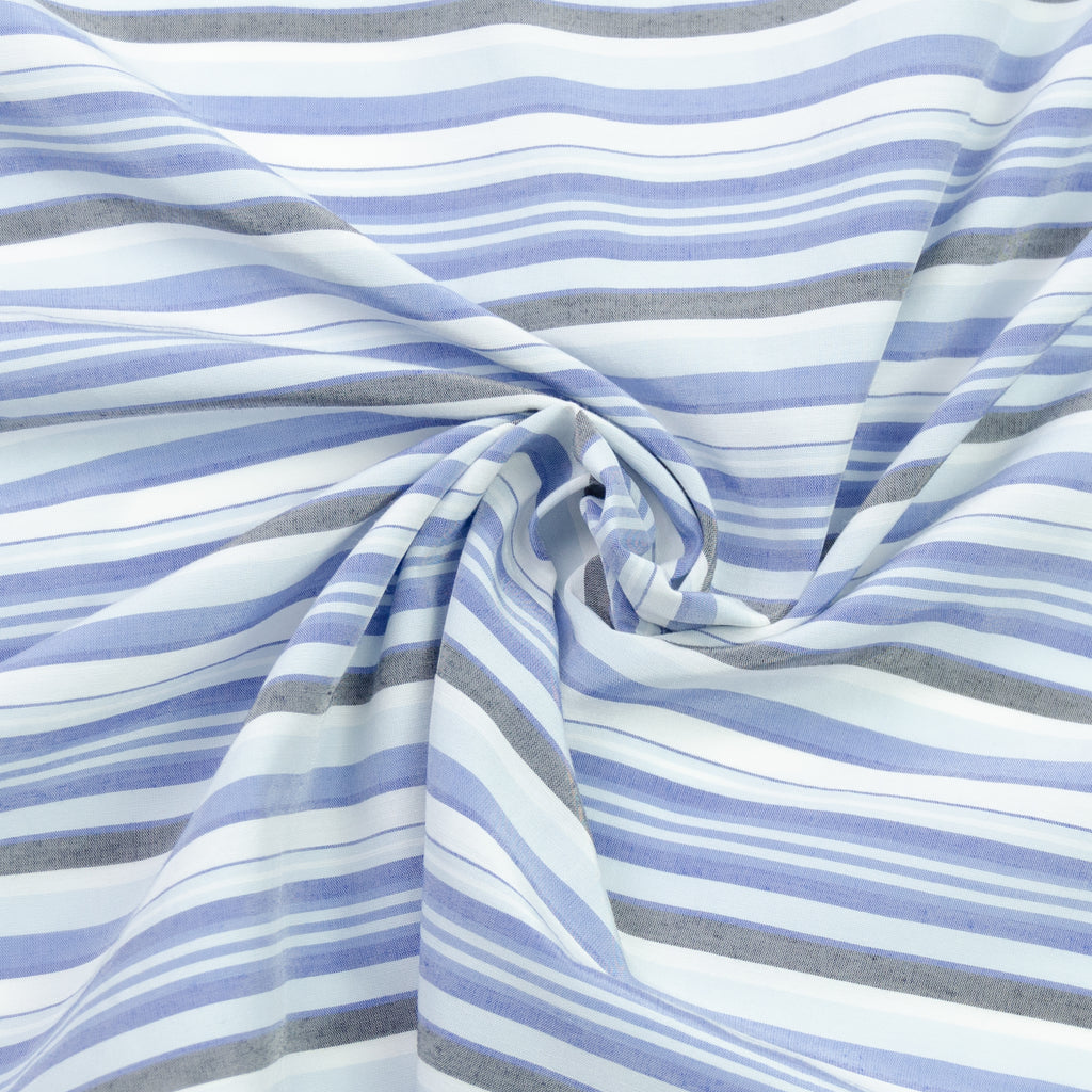 Ronin Waterford Blue Stripe Cotton