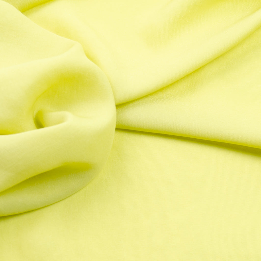 Regina Bright Yellow Polyester