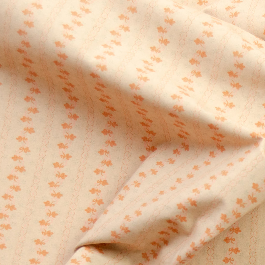 Rune Peachy Floral Print Cotton
