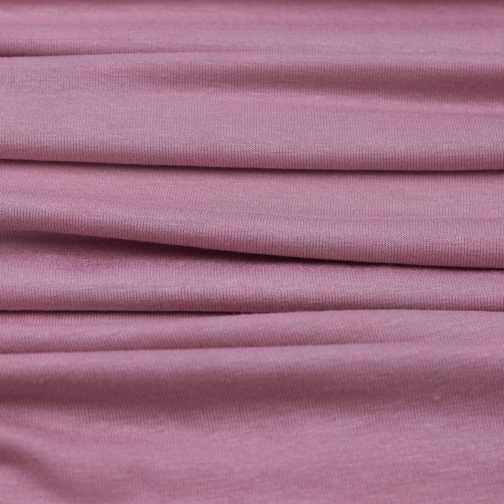 Dusty Pink Viscose Jersey