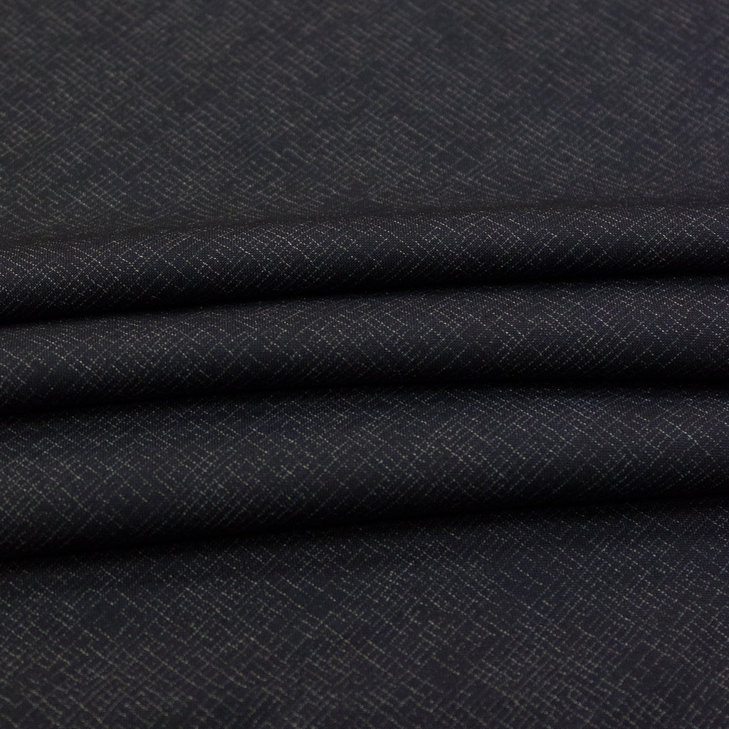 Viv Navy Wool