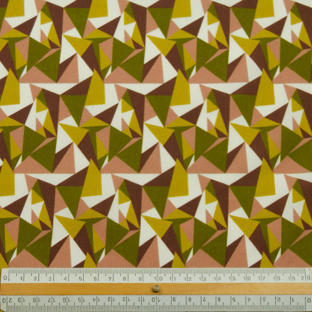 Tibre Printed Cotton Poplin