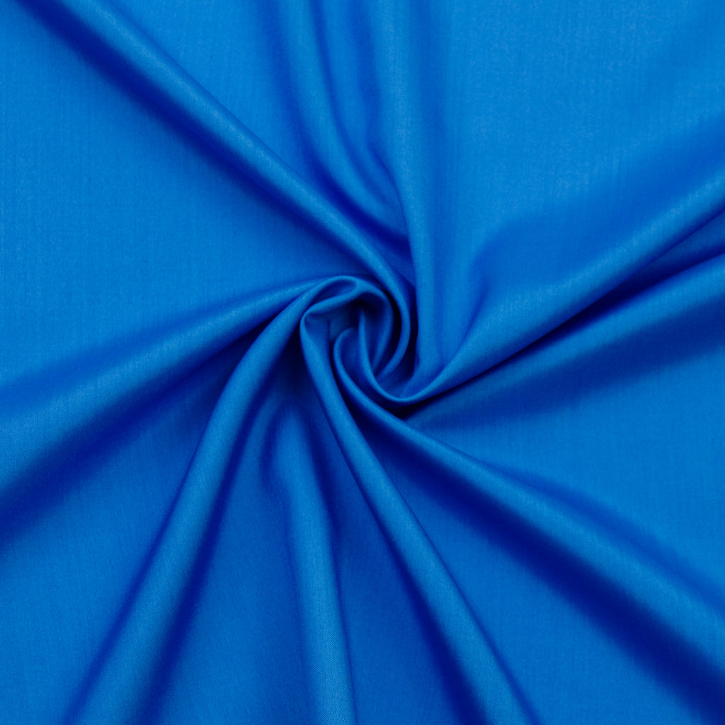 Tablita Aqua Blue Satin Cotton