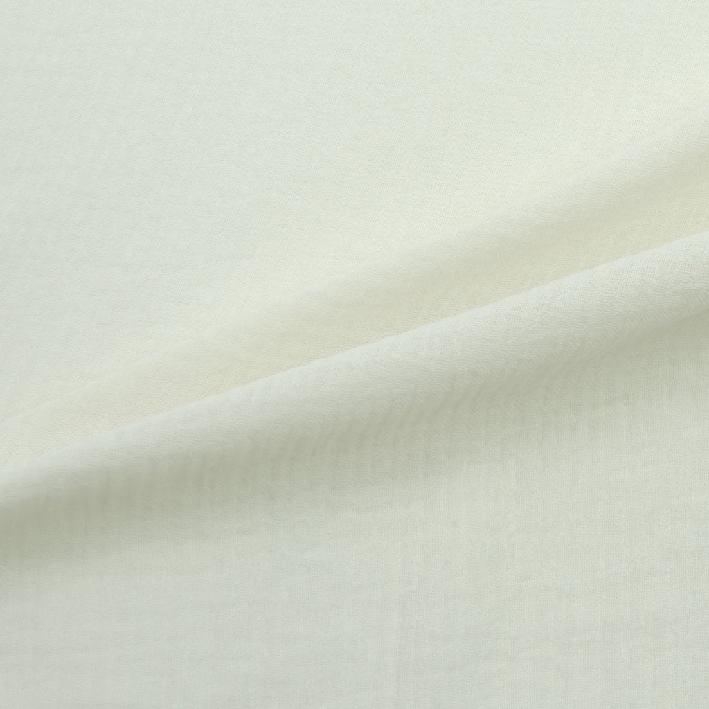 Taja White Cotton Gauze