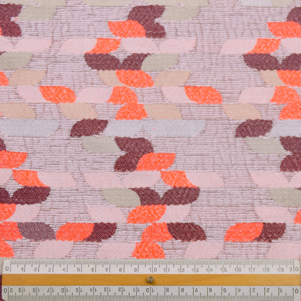 Timila Jacquard Cotton Blend