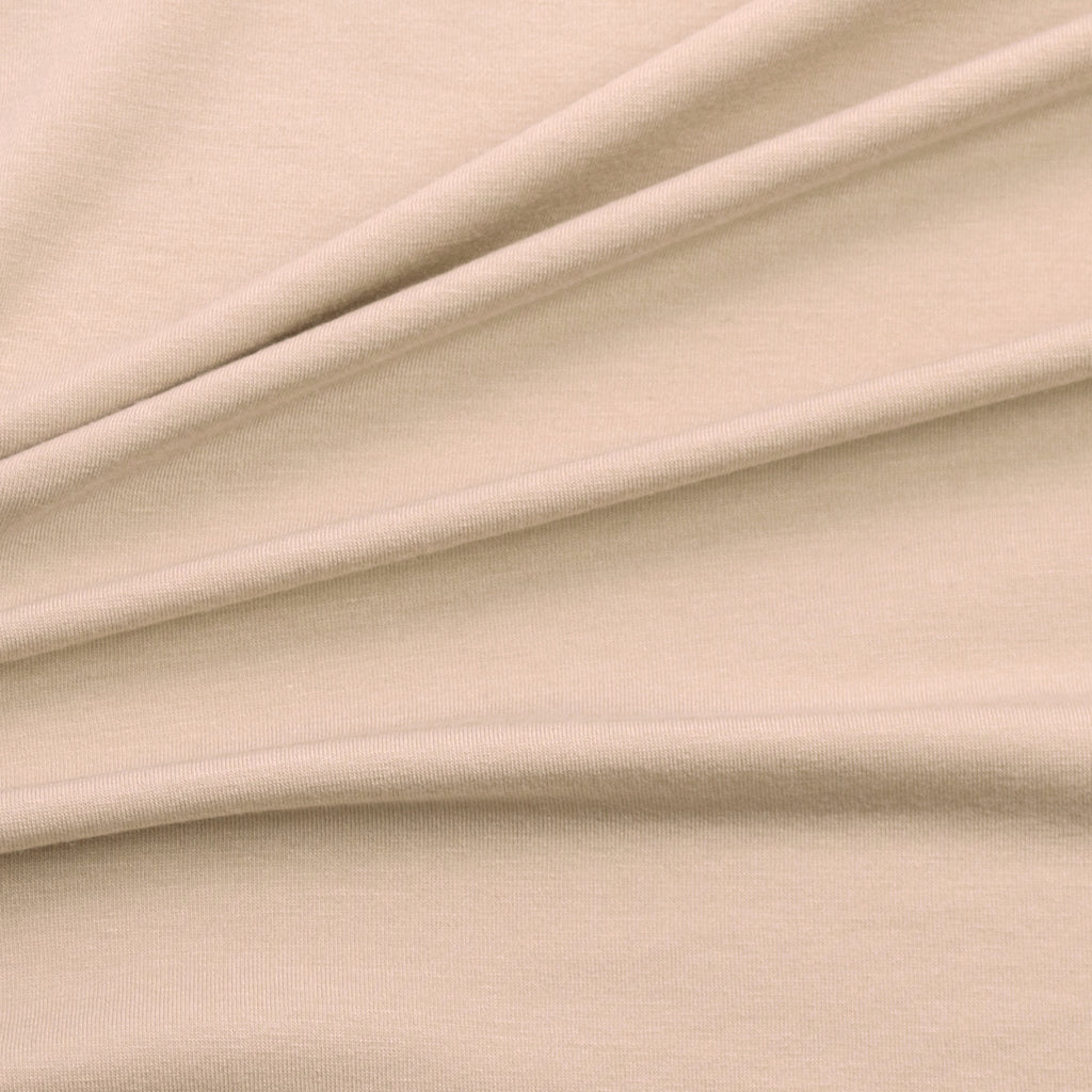Tell Beige Viscose Jersey