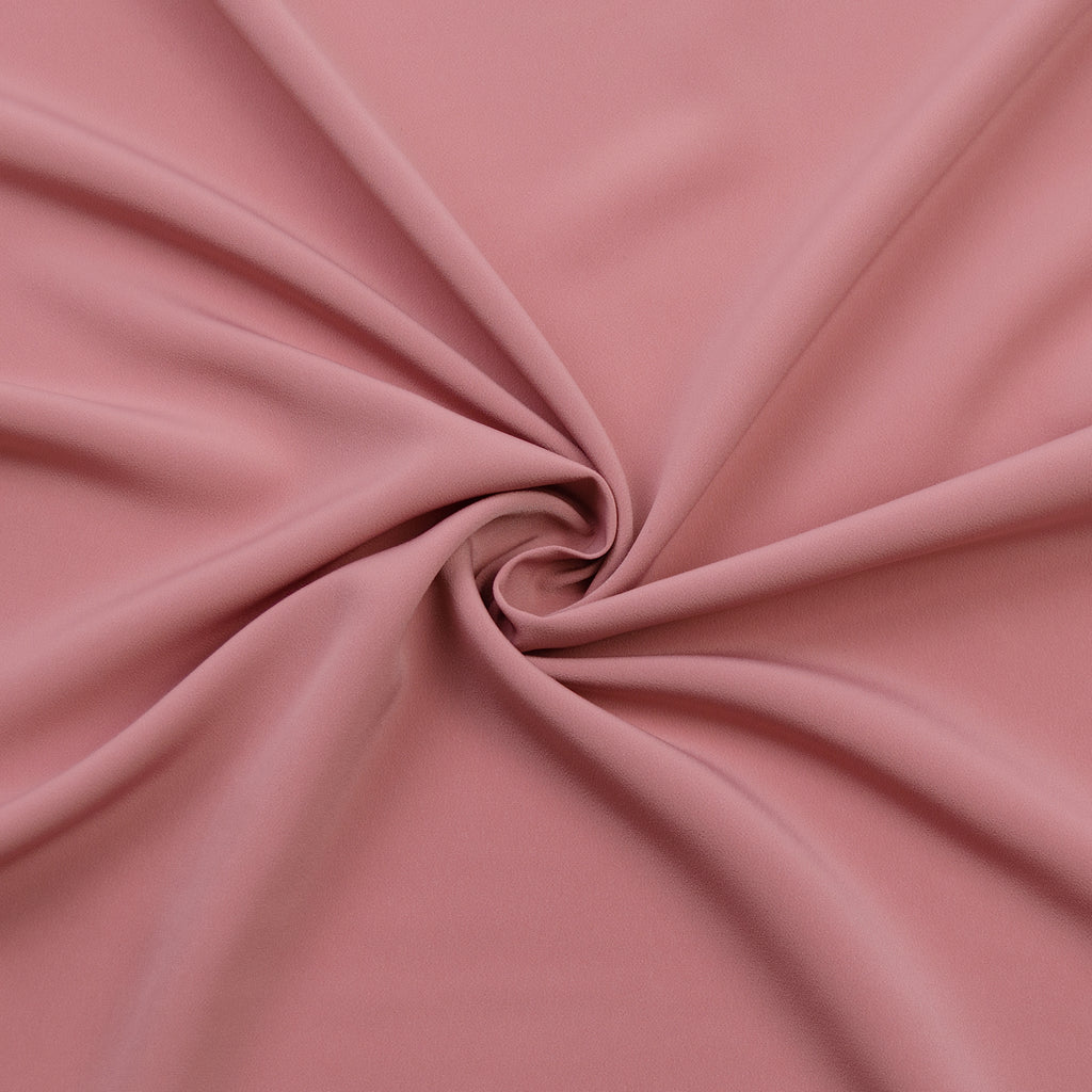 Tubla Old Pink Polyester Crepe