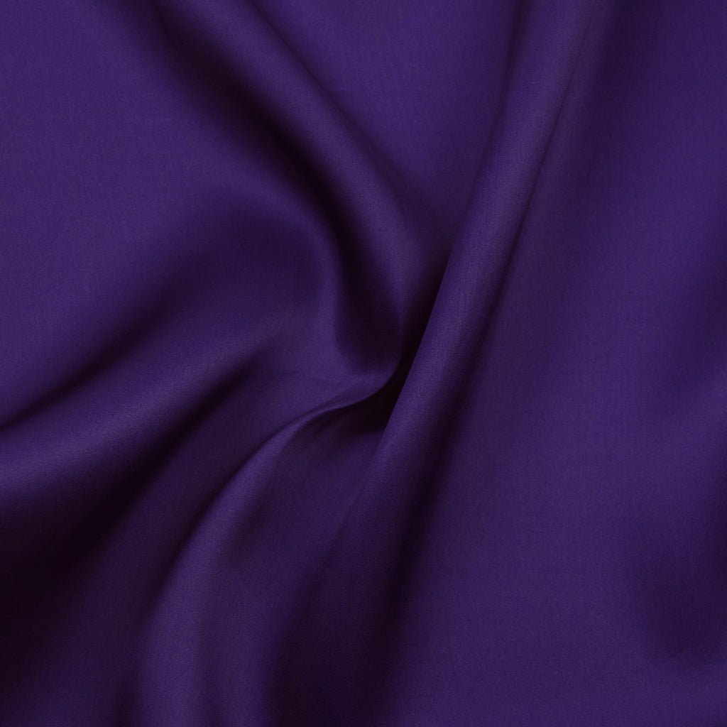 Tanwen Purple Silk Organza