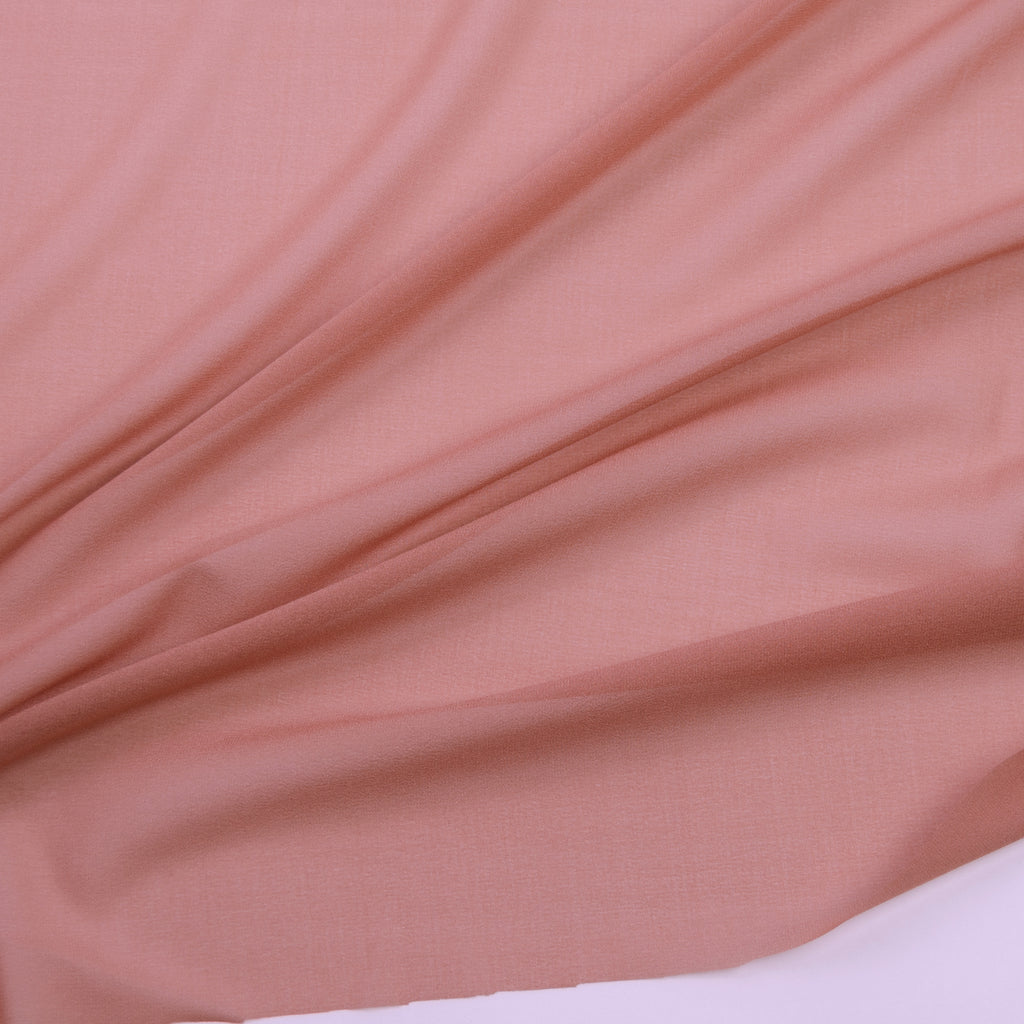Saloso Pink Silk Mousseline