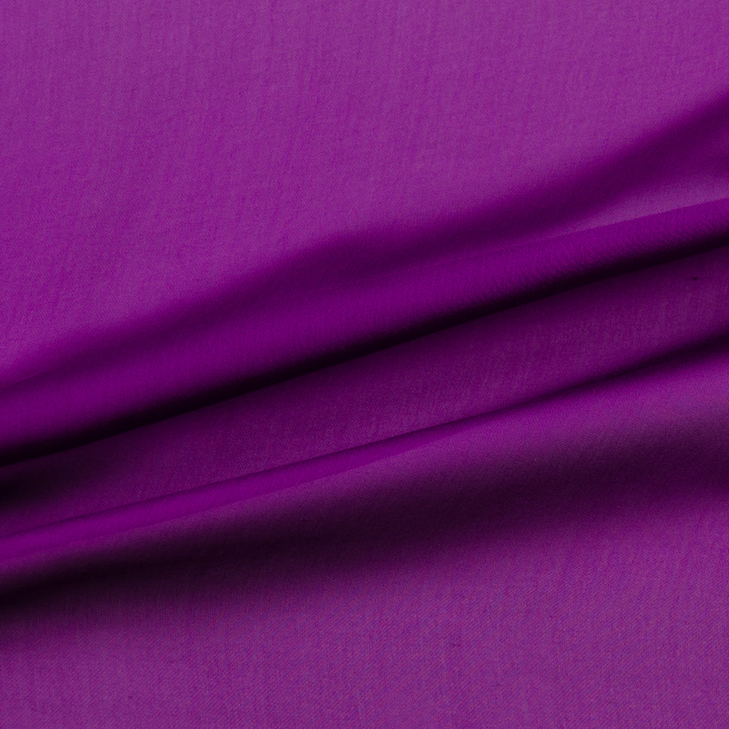 Jasmine Purple Silk Mousseline