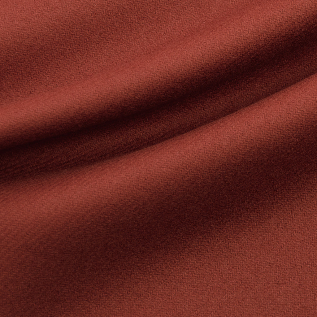 Isa Rust Virgin Wool