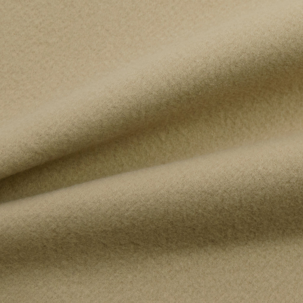 Jacques Beige Wool Cashmere Blend