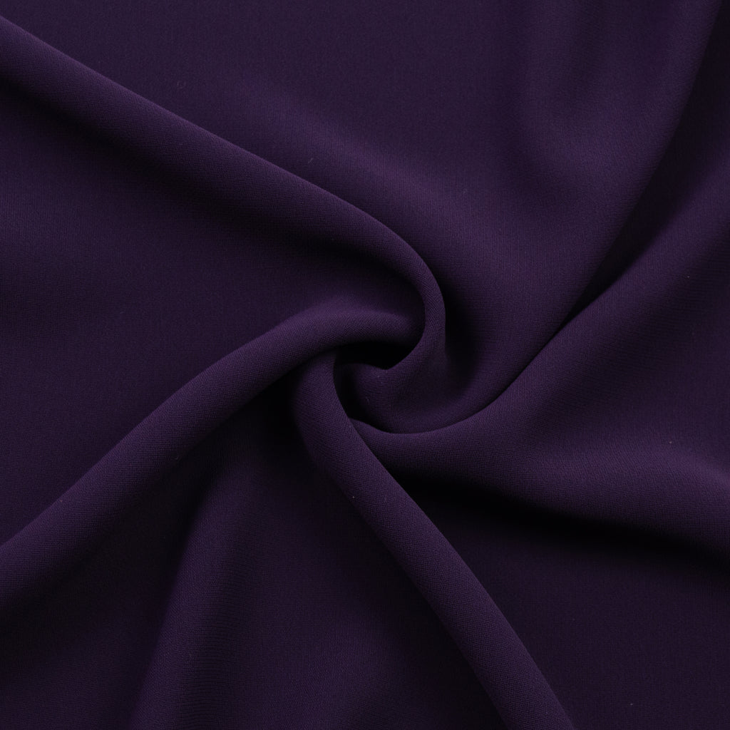 Jafar Deep Purple Polyester