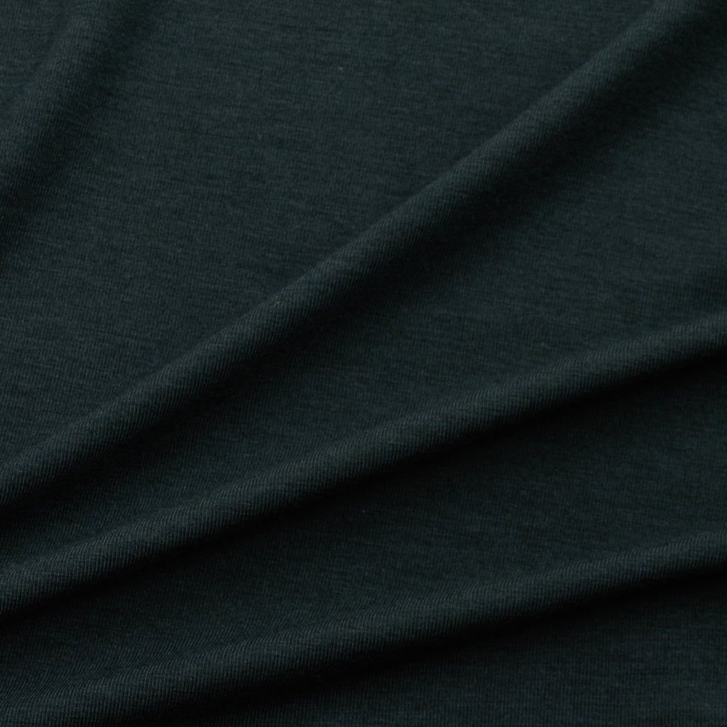 Jahem Dark Green Viscose Jersey