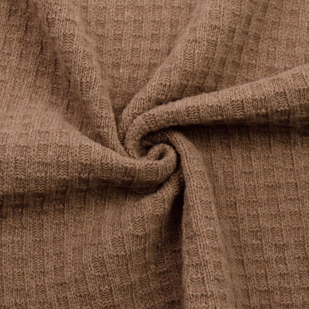 Jaan Sand Knitted Wool & Lambswool