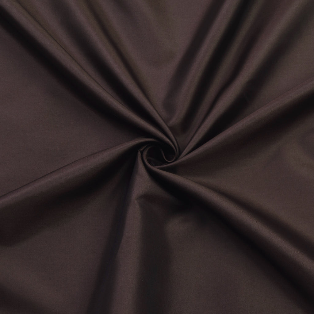 Theresa Dark Brown Polyester Lining