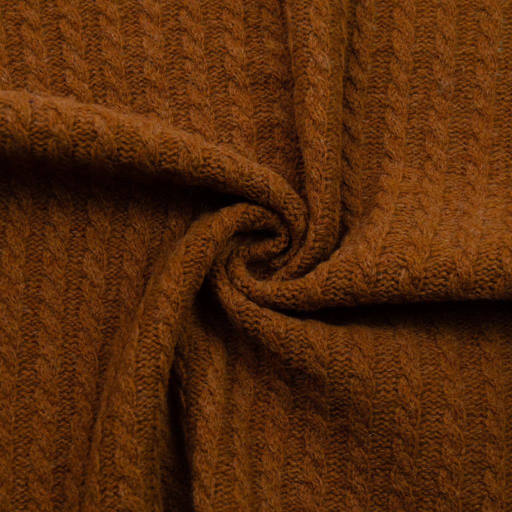 Amy Brown Wool Knit