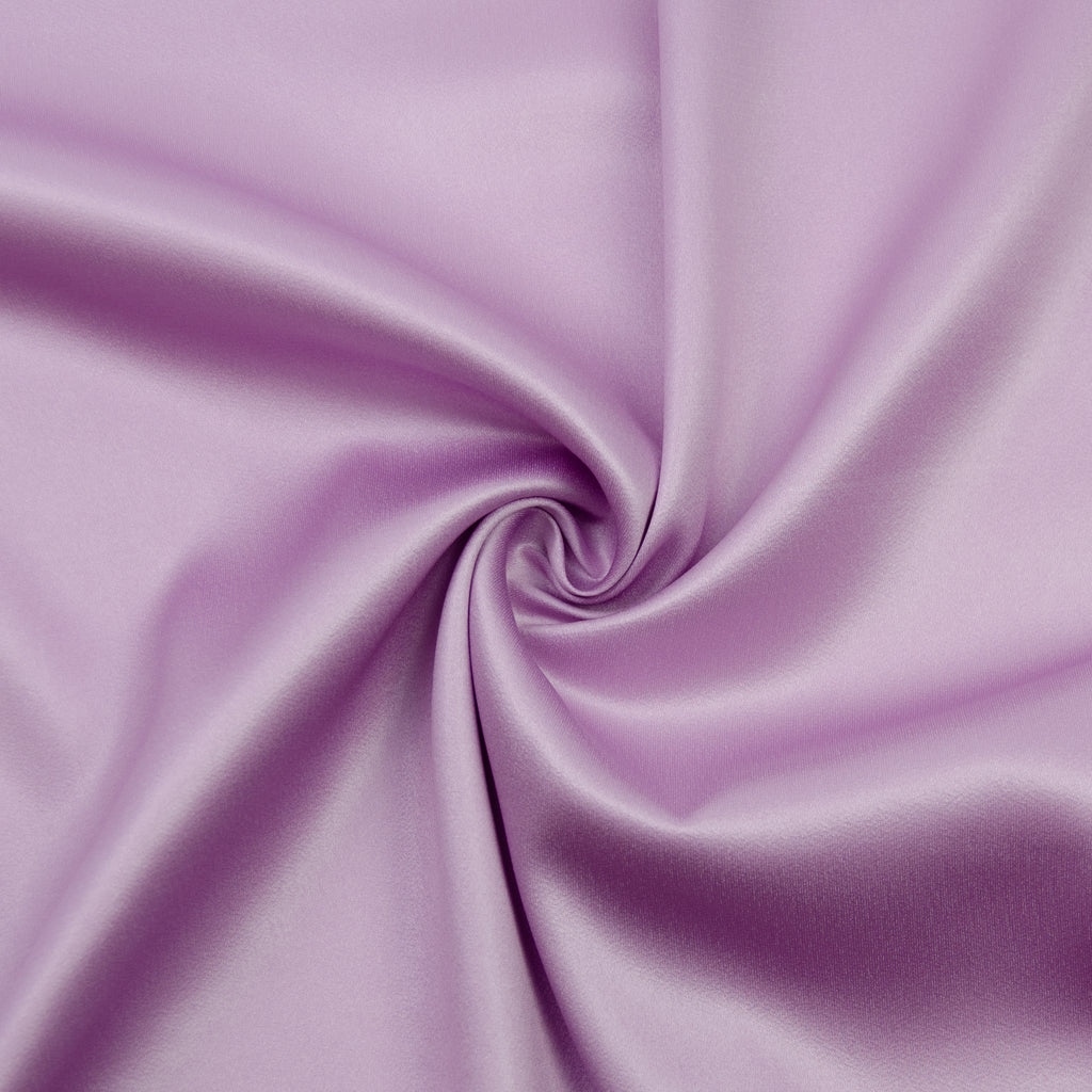 Saif Lilac Acetate Viscose Satin
