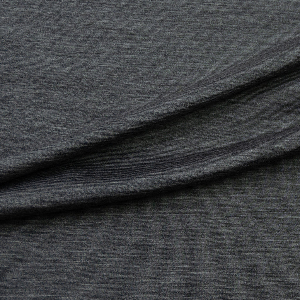 Claire Shadow Grey Cotton Jersey