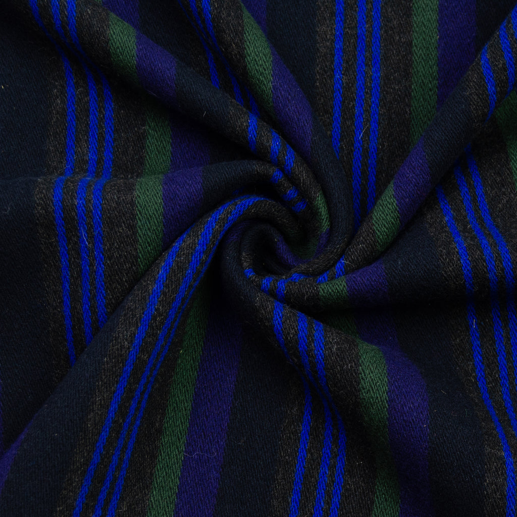 Charles Striped Wool