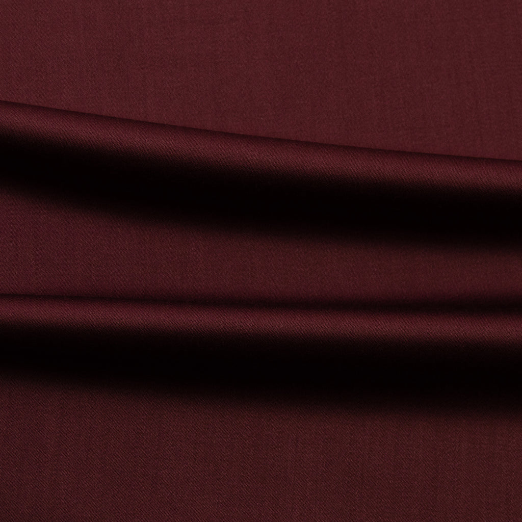 Sadler Bordeaux Virgin Wool Stretch