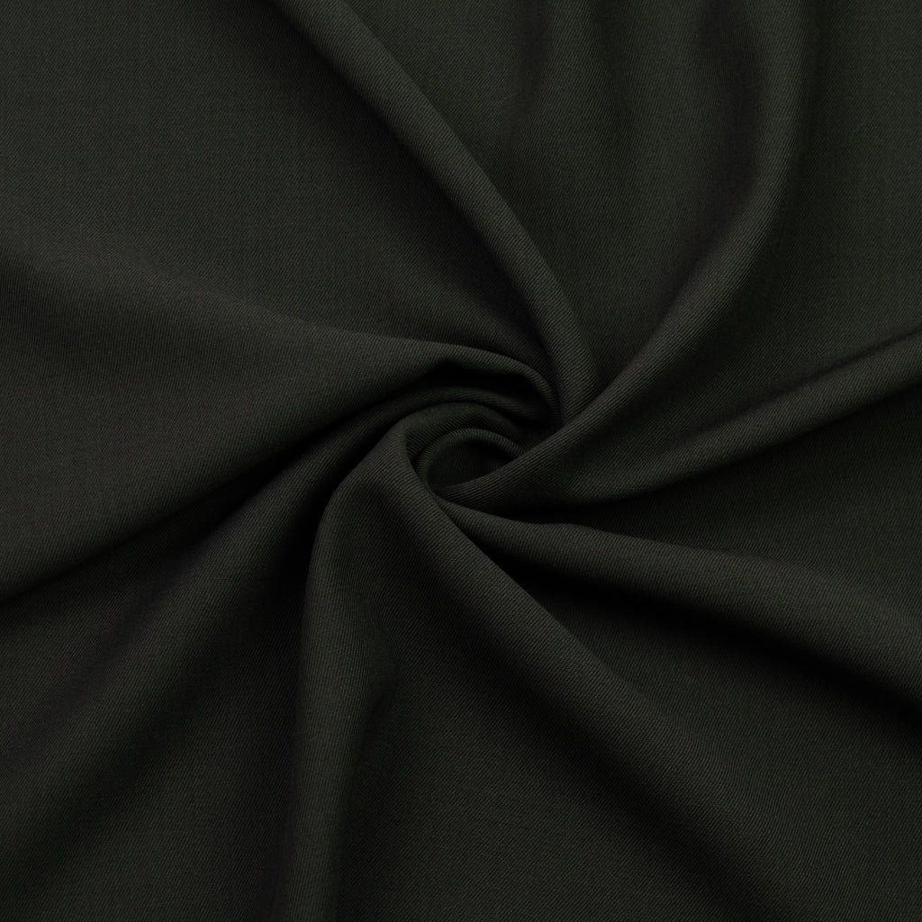 Jinthe Green Wool Viscose Blend