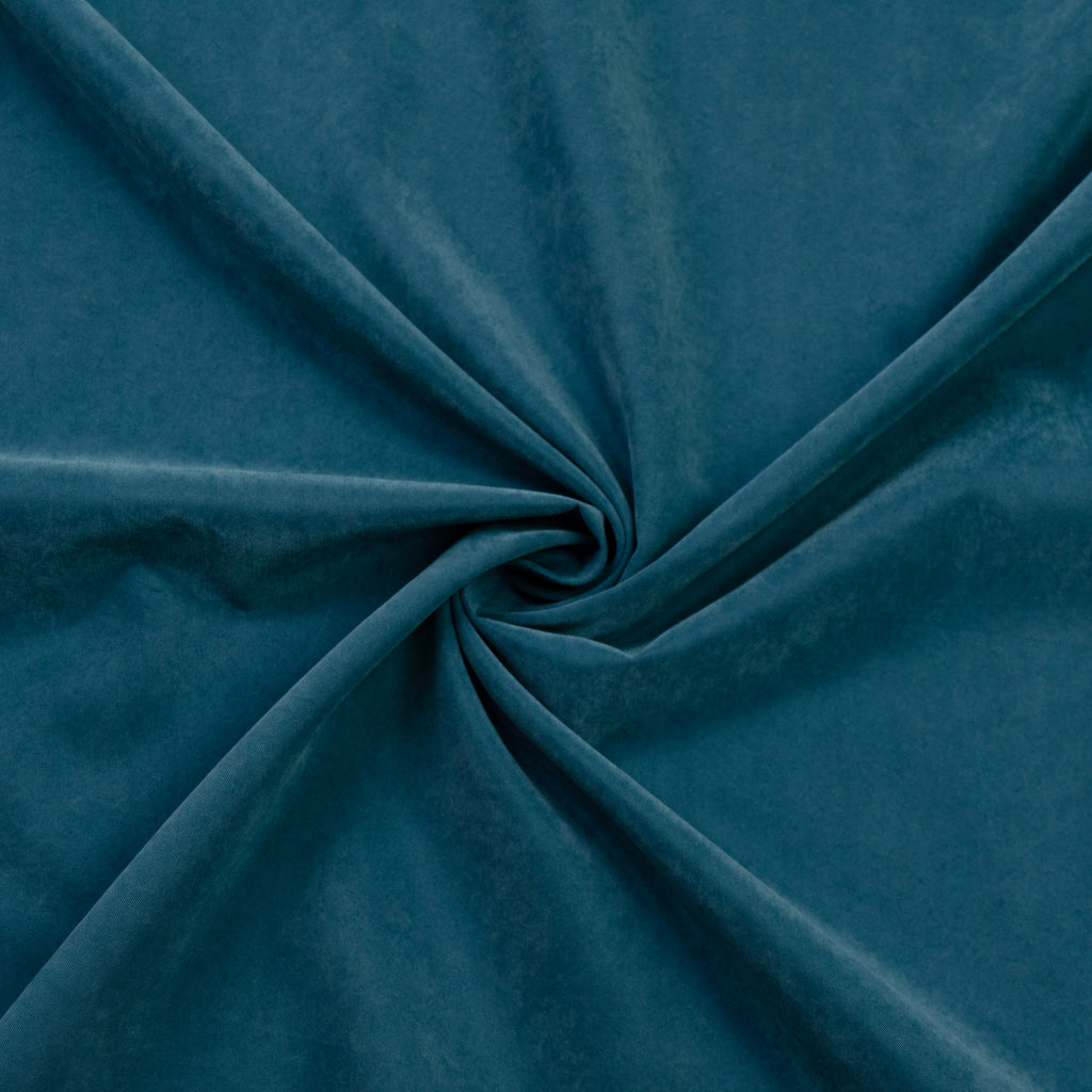 Tarika Sea Blue Polycotton