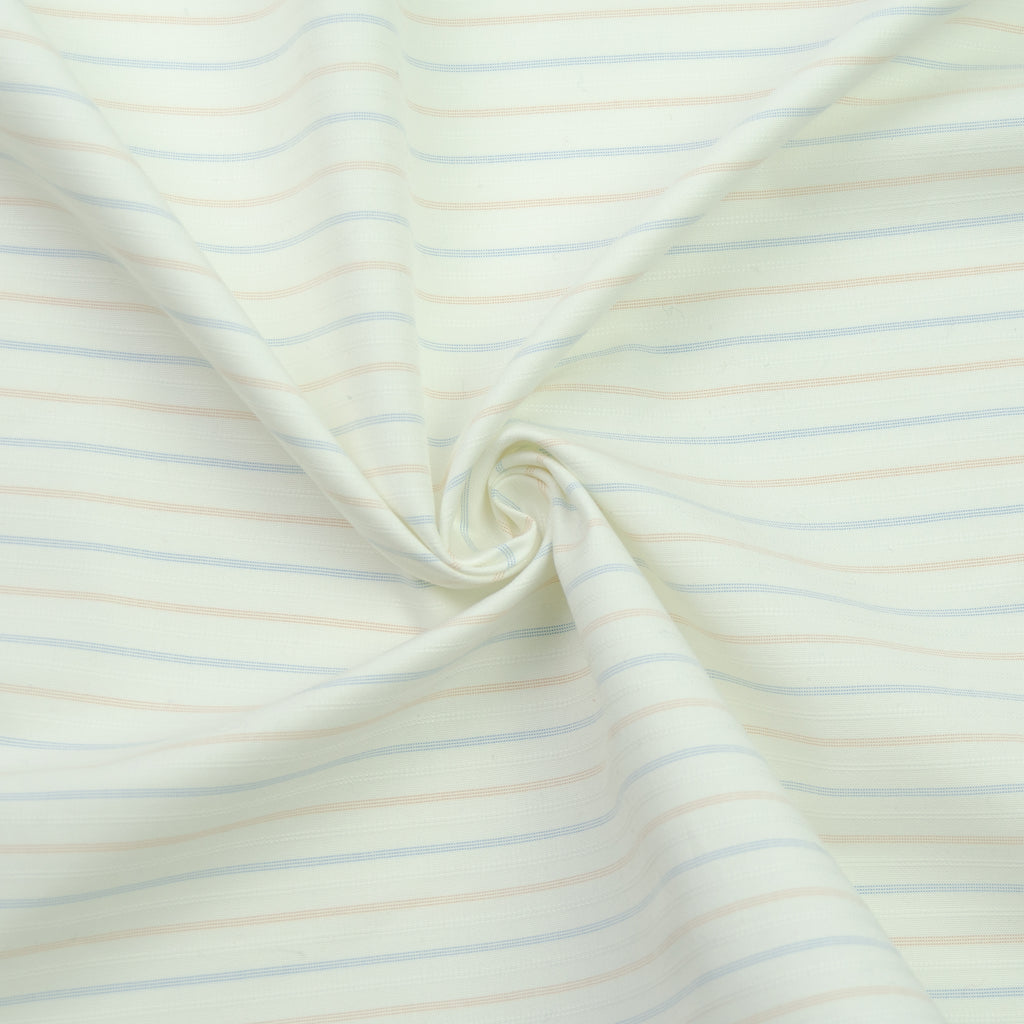 Seana Striped Cotton