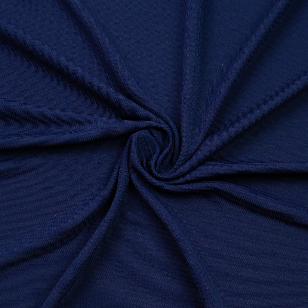 Ted Blue Viscose Jersey