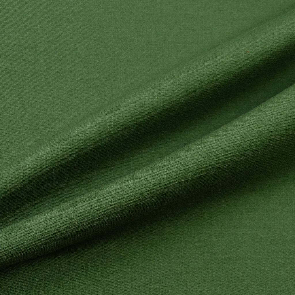 Eliza Forest Green Virgin Wool Stretch