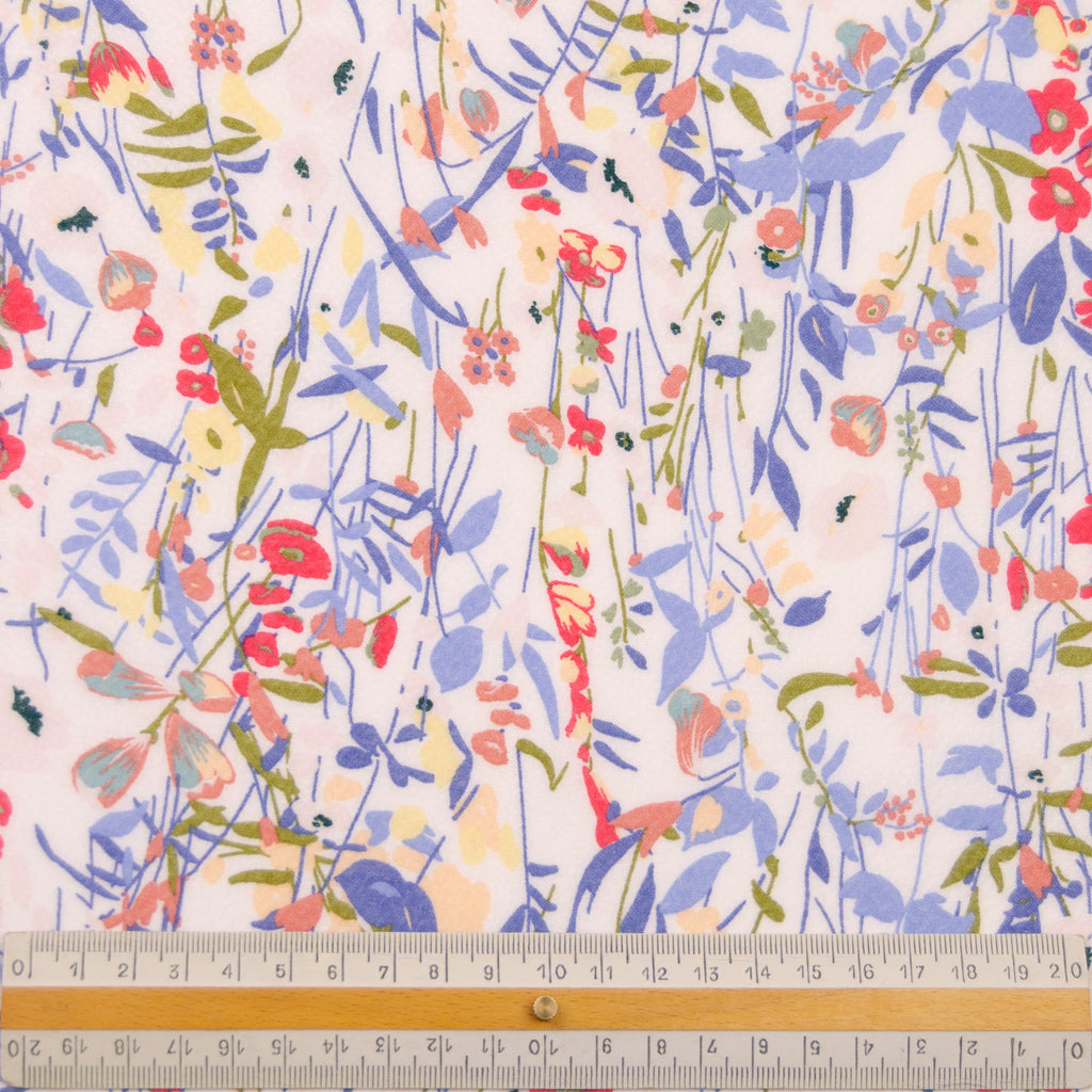 Harris Multicolour Flower Viscose