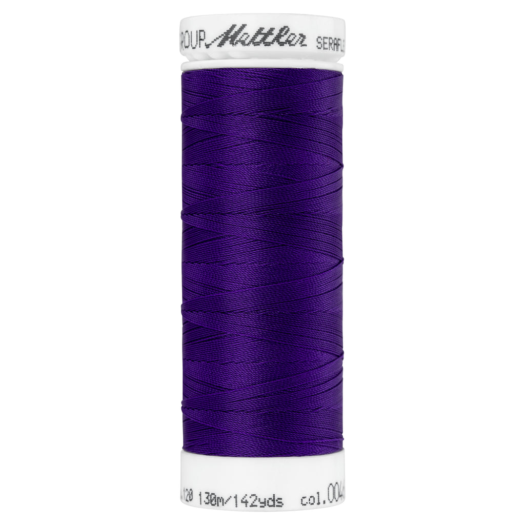 Elastic Sewing Thread Seraflex 0046 Deep Purple