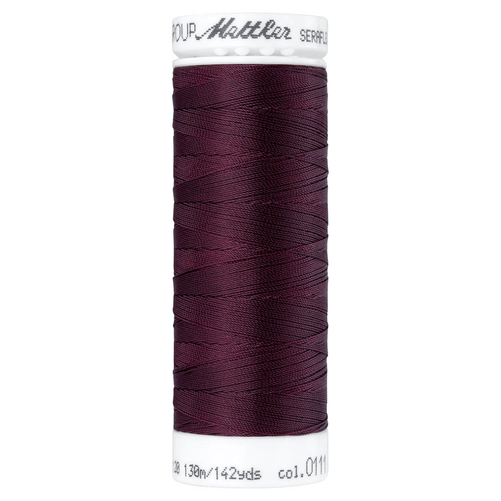 Elastic Sewing Thread Seraflex 0111 Beet Red
