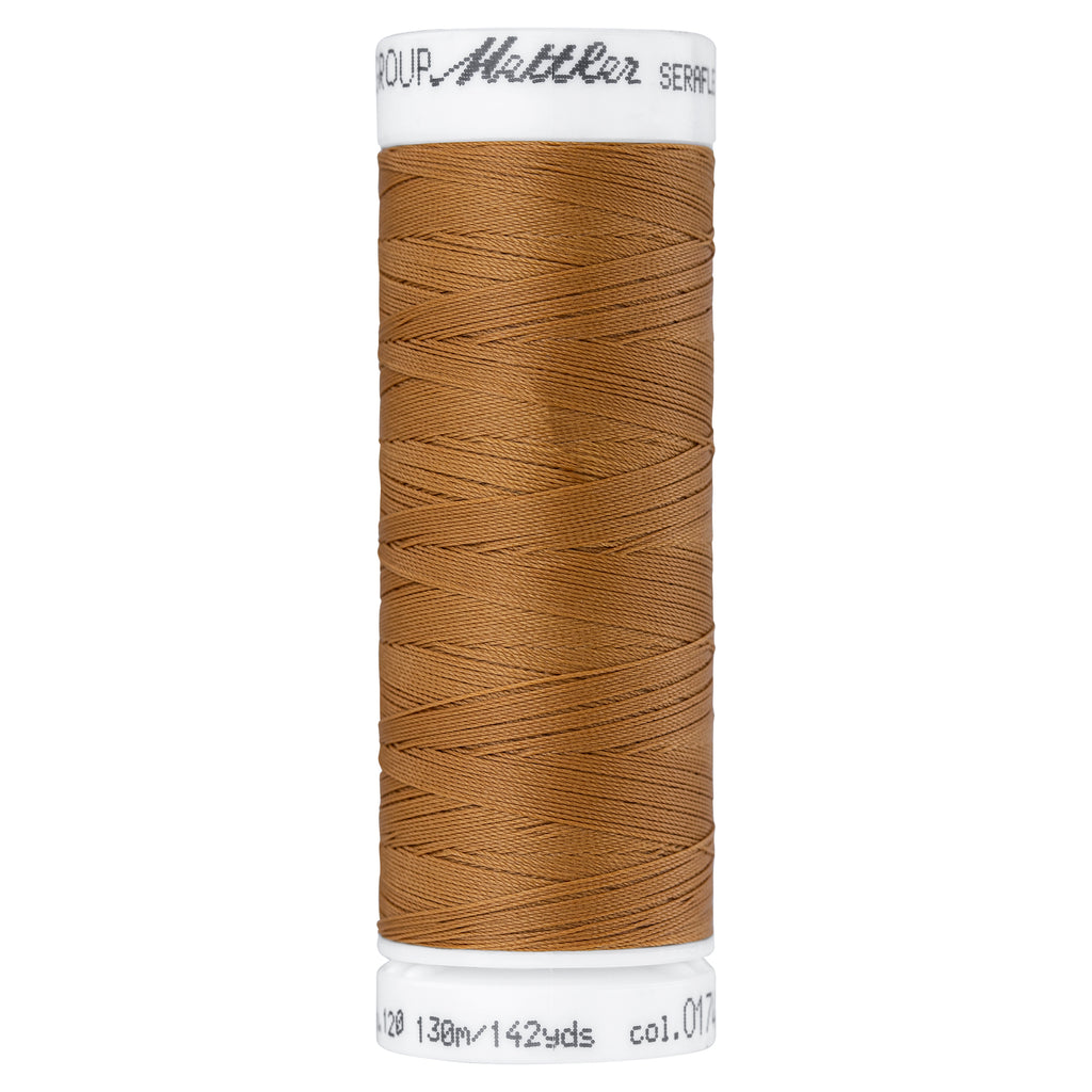 Elastic Sewing Thread Seraflex 0174 Ashley Gold