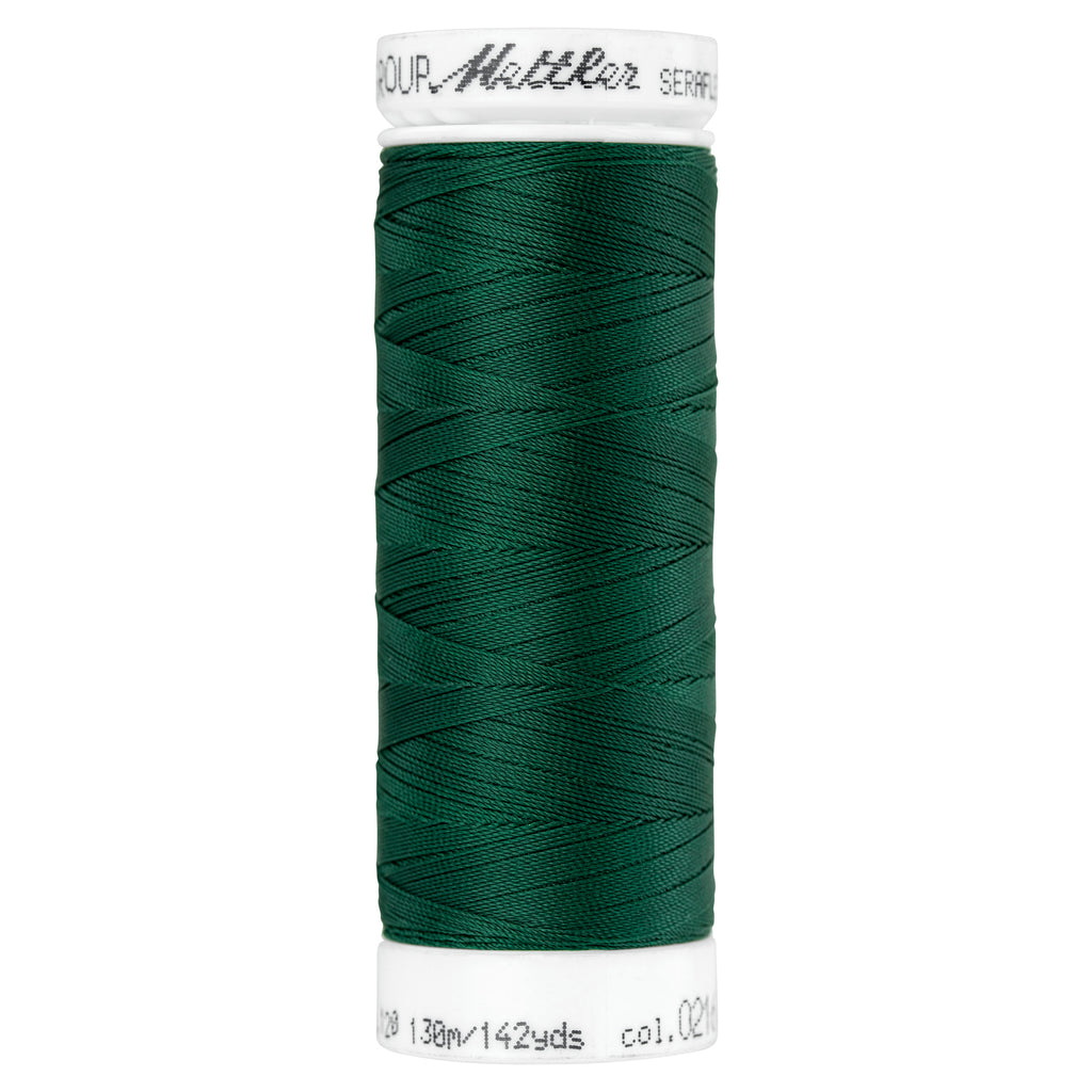Elastic Sewing Thread Seraflex 0216 Dark Green