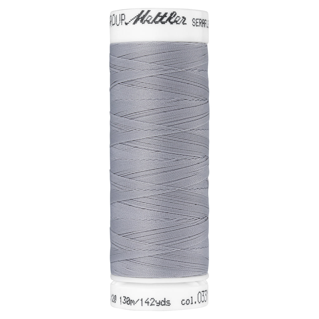 Elastic Sewing Thread Seraflex 0331 Ash Mist