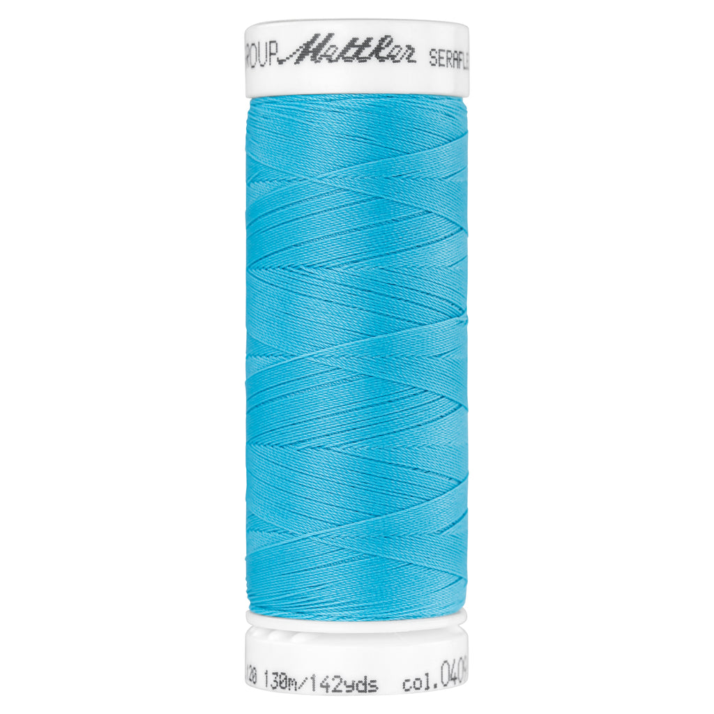 Elastic Sewing Thread Seraflex 0409 Turquoise
